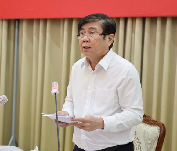 Chủ tịch UBND TPHCM Nguyễn Thành Phong: TPHCM thực hiện Chỉ thị 16 thêm 9 ngày nữa ảnh 1