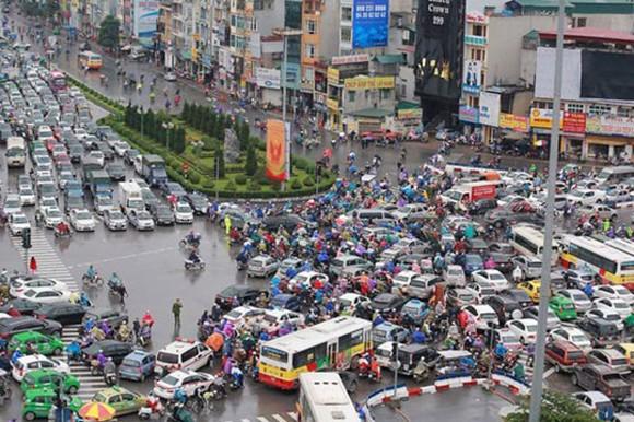 Tháng 7, HĐND TP Hà Nội quyết lộ trình cấm phương tiện cá nhân   ảnh 1