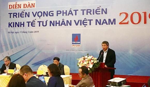"""""""Tài năng doanh nhân Việt Nam tập trung vào đầu cơ hơn là đầu tư"""" ảnh 1"""