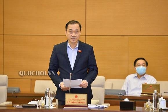 """Chủ tịch Quốc hội Nguyễn Thị Kim Ngân: """"Dự thảo Luật thế này, tôi cũng chưa bỏ tiền ra đâu"""" ảnh 1"""