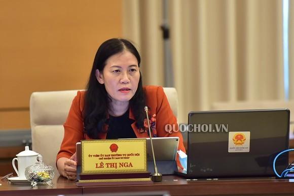 """Chủ tịch Quốc hội Nguyễn Thị Kim Ngân: """"Dự thảo Luật thế này, tôi cũng chưa bỏ tiền ra đâu"""" ảnh 3"""