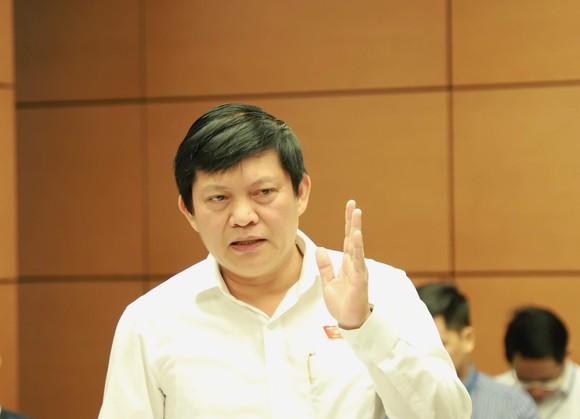 ĐBQH Phạm Phú Quốc. Ảnh: VIẾT CHUNG