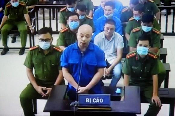 Một phiên tòa xét xử Nguyễn Xuân Đường