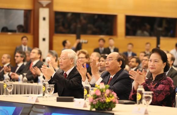 Khai mạc trọng thể Hội nghị Cấp cao ASEAN lần thứ 37 và các hội nghị cấp cao liên quan ảnh 1