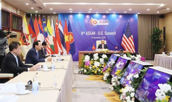 Thủ tướng Nguyễn Xuân Phúc: ASEAN và Hoa Kỳ đã duy trì quan hệ tin cậy, tôn trọng và hiểu biết lẫn nhau suốt hơn 4 thập kỷ ảnh 2