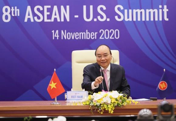 Thủ tướng Nguyễn Xuân Phúc: ASEAN và Hoa Kỳ đã duy trì quan hệ tin cậy, tôn trọng và hiểu biết lẫn nhau suốt hơn 4 thập kỷ ảnh 1