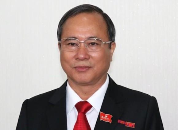 Bí thư Tỉnh uỷ Bình Dương Trần Văn Nam. Ảnh: TTXVN