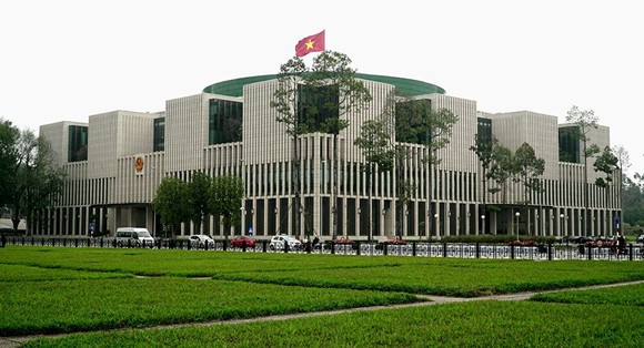 Ủy ban Thường vụ Quốc hội triệu tập kỳ họp thứ hai, Quốc hội khóa XV ảnh 1