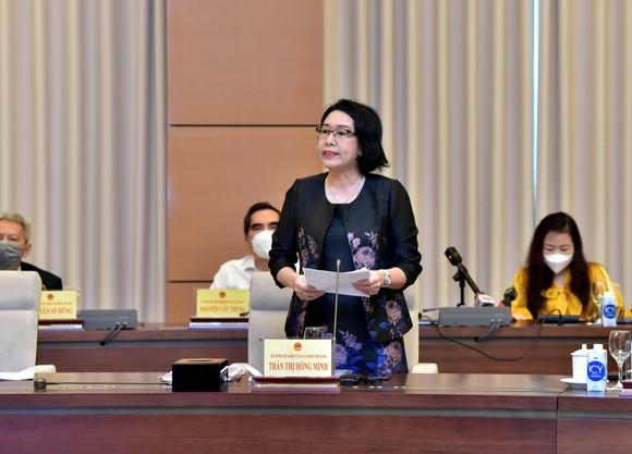 Tăng cường vai trò của Quốc hội trong quản trị quốc gia   ảnh 2