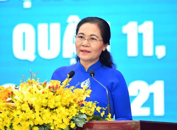 Chủ tịch UBND quận có trách nhiệm tổ chức hội nghị đối thoại với nhân dân ảnh 1