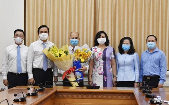 Ông Nguyễn Nguyên Phương giữ chức Phó Giám đốc Sở Công thương TPHCM ảnh 1