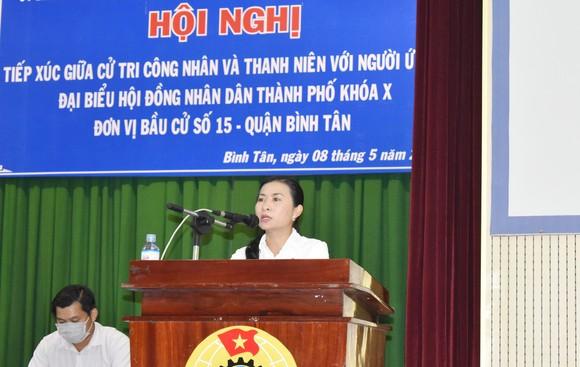 Cử tri mong muốn HĐND TPHCM có chính sách chăm lo cho công nhân ảnh 3