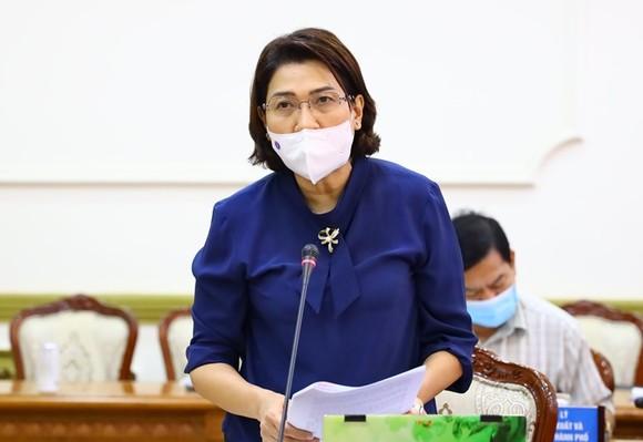 Chủ tịch UBND TPHCM Nguyễn Thành Phong: Không để công việc trì hoãn, ảnh hưởng đến người dân, doanh nghiệp ảnh 1