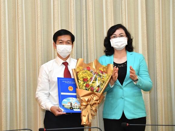 Ông Đào Minh Chánh giữ chức Phó Giám đốc Sở Kế hoạch và Đầu tư TPHCM ảnh 1