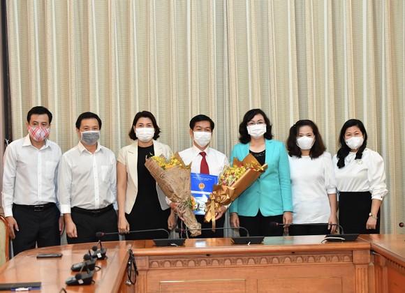Ông Đào Minh Chánh giữ chức Phó Giám đốc Sở Kế hoạch và Đầu tư TPHCM ảnh 2