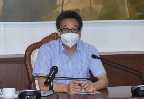 Phó Thủ tướng Vũ Đức Đam: Quận Phú Nhuận cần đổi mới cách xét nghiệm  ảnh 3
