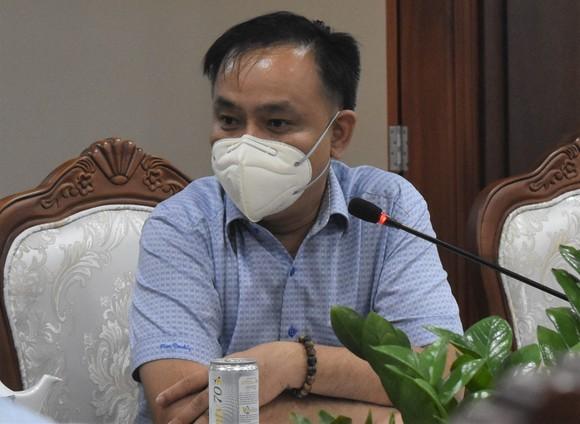 Phó Thủ tướng Vũ Đức Đam: Quận Phú Nhuận cần đổi mới cách xét nghiệm  ảnh 2