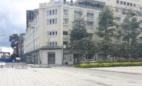 Tượng voi đá đặt ở phố đi bộ Nguyễn Huệ, TPHCM là không có thật ảnh 2