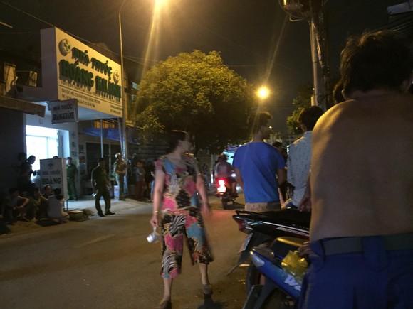 Cô gái tử vong bất thường nghi bị sát hại tại tiệm thuốc ở TPHCM ảnh 1