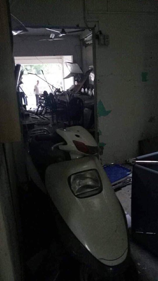 Diễn biến mới vụ nổ trước trụ sở Công an phường 12, quận Tân Bình ảnh 5