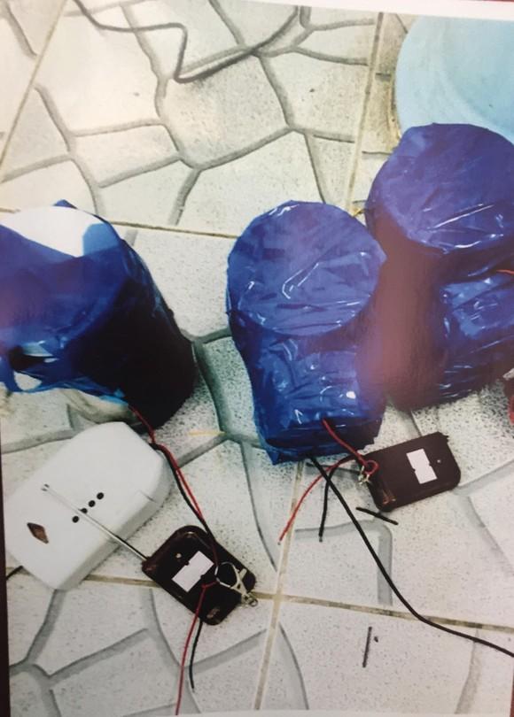 Công an TPHCM họp báo vụ nổ ở trước trụ sở công an phường 12, quận Tân Bình ảnh 13