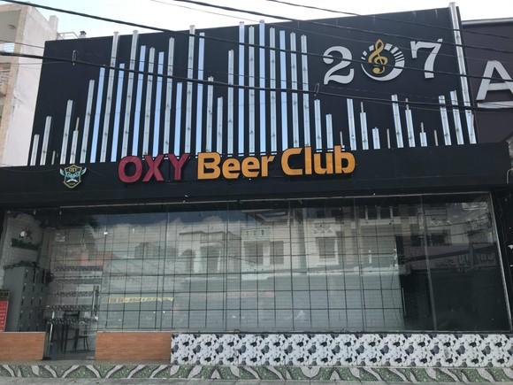 """Kiểm tra quán bar Oxy Beer Club, hàng chục """"dân chơi"""" dương tính với ma tuý ảnh 2"""