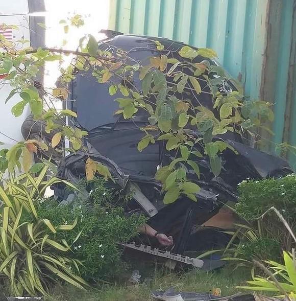 Tài xế container gây tai nạn khiến 5 người tử vong khai do buồn ngủ ảnh 1