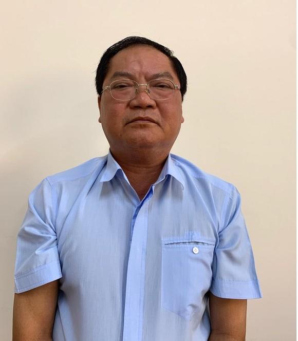 Nguyên Tổng Giám đốc Tổng Công ty Nông nghiệp Sài Gòn Lê Tấn Hùng được di lý ra Hà Nội ảnh 2