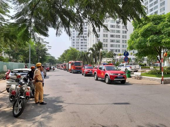 Cháy chung cư Hoàng Anh Gia Lai Goldhouse, hàng trăm cư dân tháo chạy ảnh 2