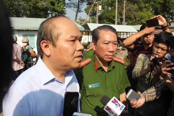 Thủ tướng chỉ đạo khẩn trương điều tra nguyên nhân vụ cháy làm 5 người chết tại TPHCM ảnh 3