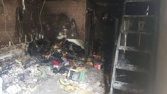Bắt nghi phạm phóng hoả đốt phòng trọ khiến 3 người tử vong ảnh 2