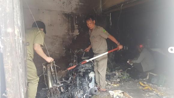 Bắt nghi phạm phóng hoả đốt phòng trọ khiến 3 người tử vong ảnh 3