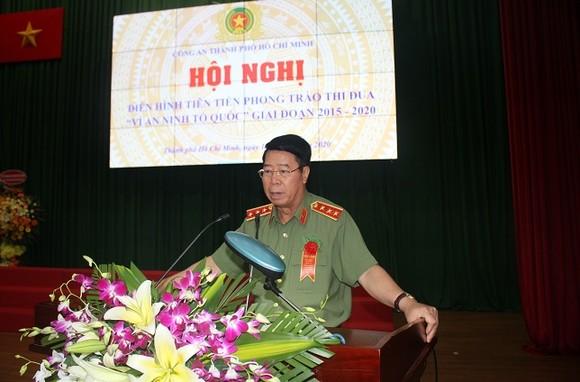 Công an TPHCM tổ chức tuyên dương nhiều cá nhân, tập thể tiên tiến ảnh 3