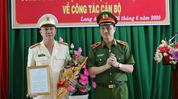 Đại tá Lê Hồng Nam giữ chức Giám đốc Công an TPHCM ảnh 2