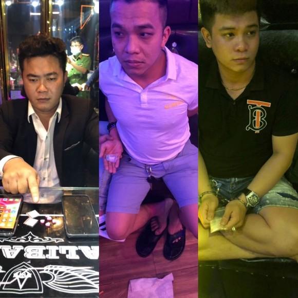Đột kích khách sạn, quán karaoke ở quận Bình Tân, phát hiện nhiều 'dân chơi' dương tính chất ma túy ảnh 1