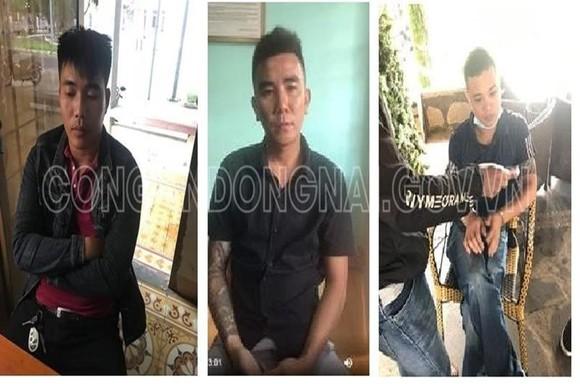 Nhóm đối tượng hỗn chiến tại huyện Cẩm Mỹ bị bắt ảnh 3