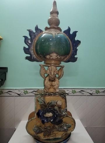 Lời khai của kẻ trộm cổ vật trị giá 350 triệu đồng ở lăng Ông (Bà Chiểu) ảnh 2
