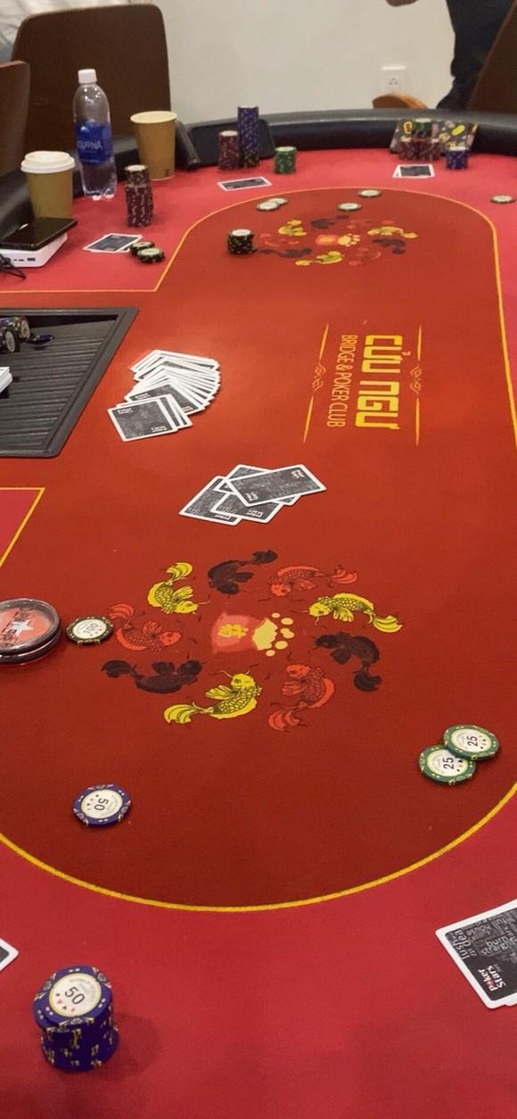 Phá sòng Poker trong khu dân cư Palm Residence ở quận 2 ảnh 2