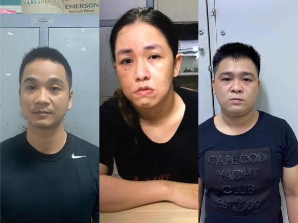 Khởi tố bắt giam với nhóm chuyên tạt sơn để đòi nợ ảnh 1