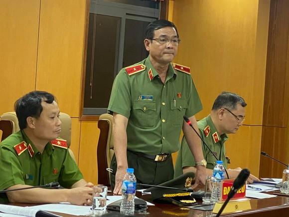 Công an TPHCM thông tin về việc khởi tố 8 cán bộ Công an phường Phú Thọ Hòa, quận Tân Phú ảnh 1