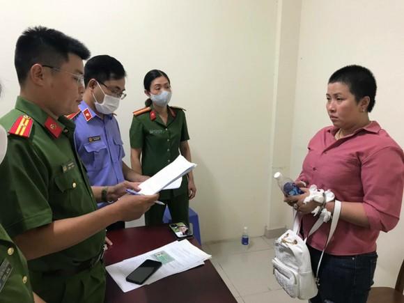 Khởi tố, bắt tạm giam Nguyễn Thị Bích Thuỷ về tội lừa đảo chiếm đoạt tài sản ảnh 1