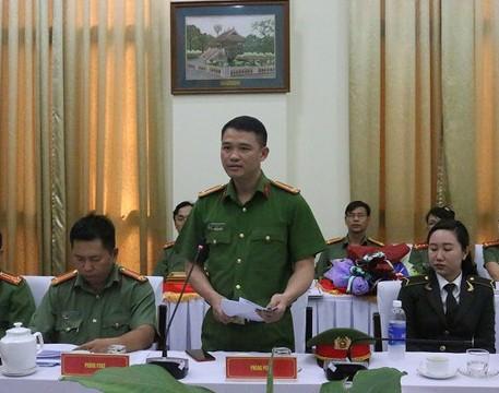 Điều động Thượng tá Trần Văn Hiếu giữ chức Trưởng Phòng Cảnh sát hình sự, Công an TPHCM ảnh 1