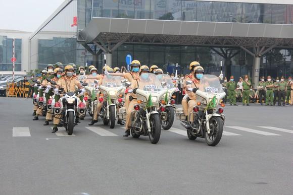 Đảm bảo tuyệt đối an ninh, trật tự tại Cảng hàng không quốc tế Tân Sơn Nhất ảnh 6