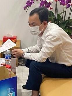 Bắt 'ông trùm' chuyên mua bán hoá đơn giả trong đường dây làm xăng giả ở tỉnh Đồng Nai ảnh 1