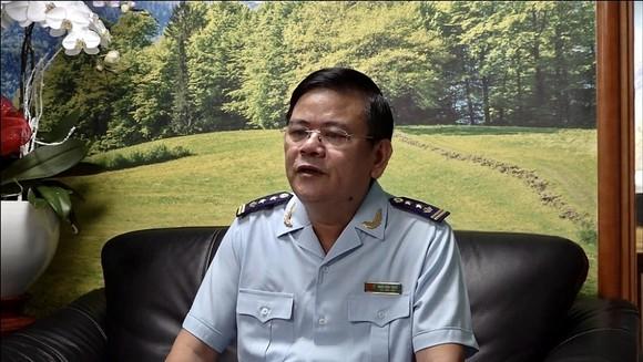 Ông Ngô Văn Thuỵ, Đội trưởng Đội Kiểm soát chống buôn lậu khu vực miền Nam (Đội 3), Cục Điều tra chống buôn lậu, Tổng Cục Hải quan