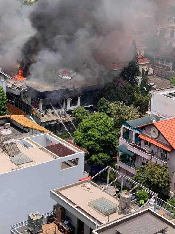 Cháy lớn tại nhà hàng BBQ Plan-K phường Thảo Điền ảnh 2