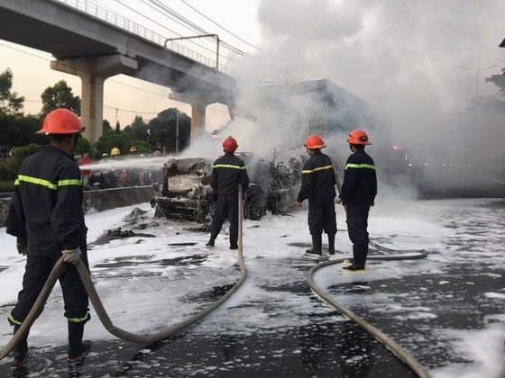 Vụ cháy bãi xe của CSGT TP Thủ Đức: Ai là người chịu trách nhiệm nếu có yêu cầu bồi thường? ảnh 5