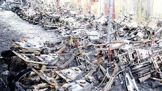 Vụ cháy bãi xe của CSGT TP Thủ Đức: Ai là người chịu trách nhiệm nếu có yêu cầu bồi thường? ảnh 3