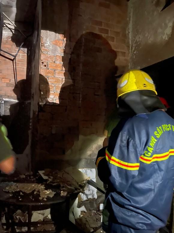 Đã xác định được danh tính cô giáo tử vong trong vụ cháy tại quận 11 ảnh 1