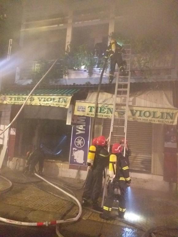 Vụ cháy nhà ở đường Nguyễn Thiện Thuật khiến hai người tử vong ảnh 2